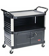View: Rubbermaid 4095 Xtra Equipment Cart